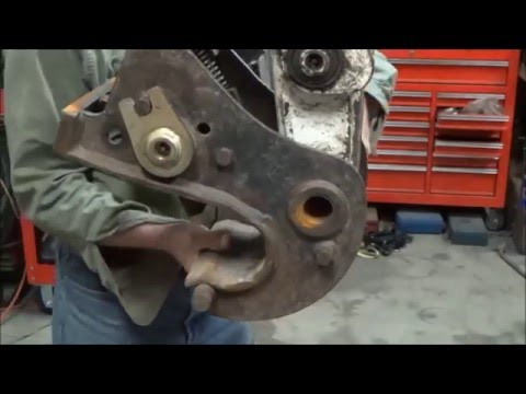 Changing bushings & pins on a Bobcat 331 mini excavator condensed version