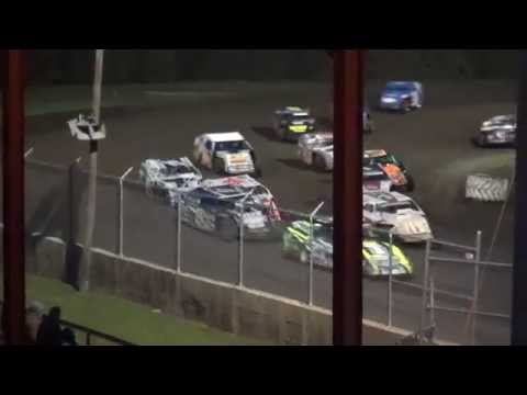 IMCA Modified feature Benton County Speedway 4/26/15