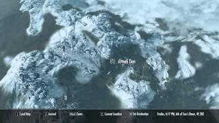 Skyrim  Shadow Of Morrowind Mod