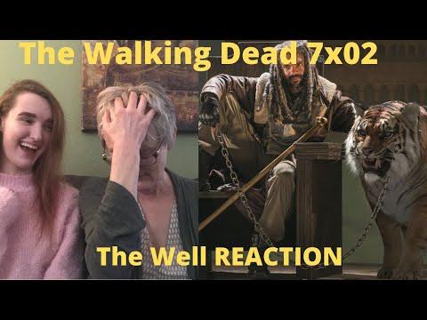 "The Walking Dead Season 7 Episode 2 ""The Well"" REACTION!!"