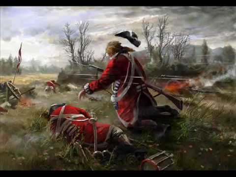 The Redcoats  Original epic composition