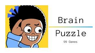 Brain Puzzle 99 Games Level 89