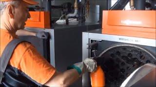 Чистка котла Viessmann Vitoplex 100 материалами Fauch(Химическая чистка котла Viessmann Vitoplex 100 тип SX1 620 кВт с применением продукта для удаления сажи с котлов Fauch 200/400..., 2015-08-17T16:28:32.000Z)