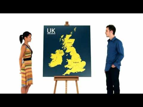 How to understand the difference between the UK and Great Britain