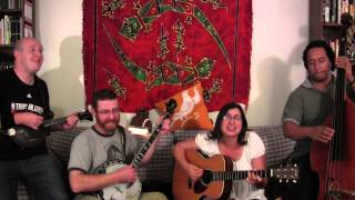 The White Stripes - Hotel Yorba: Couch Covers by The Student Loan Stringband