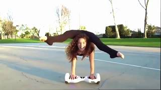 Gymnastics training viyoutube - Sofie dossi gymnastics ...