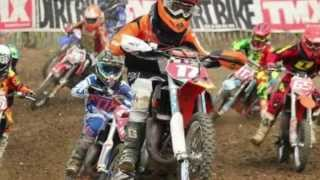 GT CUP mx national uk 85cc small wheel 2014 round 7 ike carter