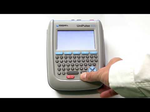 Rigel UniPulse 400 Defibrillator Analyser Introduction Video