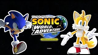 Sonic World Adventure V1.0 - Das beste Roblox Sonic Spiel?
