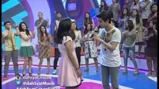 Teuku Rasya'' Ku Kan Menunggumu'' Dahsyat 7 Mar 2016