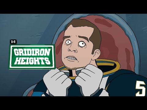 Gridiron Heights, Season 2, Ep. 4: Send Blake Bortles to the Moon Already