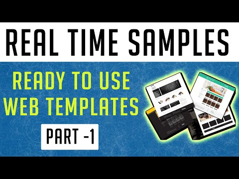 #4-ready-to-use-templates---part-1-||-real-time-samples