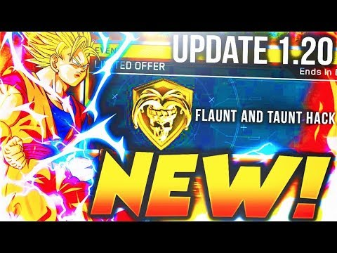 NEW HUGE 1.20 UPDATE in Infinite Warfare! (New Hack) - New PATCH NOTES + HUGE WEAPON CHANGES!