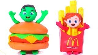 Enfants Portant Des Costumes Drôles ❤ Dessins Animés Pour Les Enfants