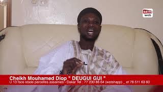 Cheikh Mouhamed DIOP DEUGG GUI ... diganté jëkër ak jabar
