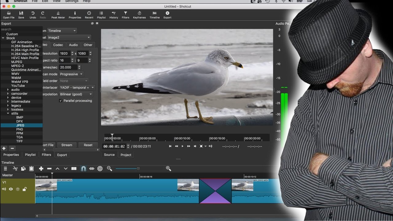 ShotCut Tutorial 2018 - All Beginners Need to Know to Get Started With the  ShotCut Video Editor