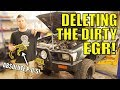EGR DELETE - What, Why & How!