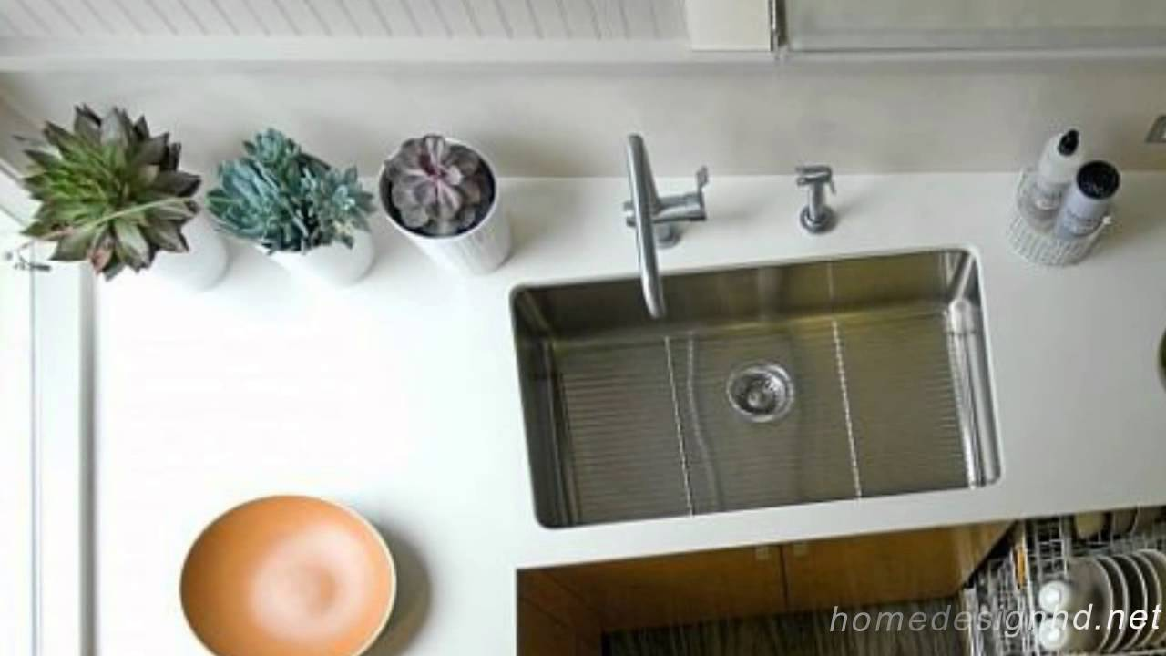 Kitchen Ideas For Small Areas