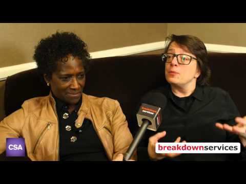 Breakdown Services Interviews Cindy Tolan and Victoria Thomas at the 2016 Artios Awards