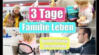 Leona bekommt ihren Schulranzen 😍 | Rossmann Einkauf | Schreibtisch ausmisten | Isabeau