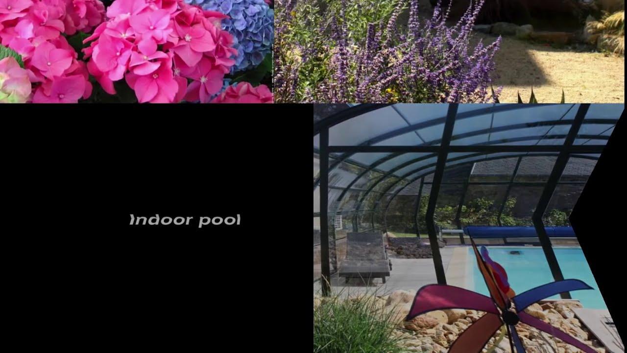 Bretagne c te d 39 armor g te avec piscine couverte - Gite avec piscine bretagne ...
