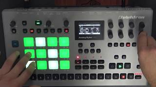 Elektron Analog Rytm MK2 - Factory Presets DEMO (No Talking)