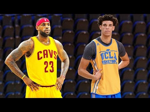 LeBron James VS Lonzo Ball 1 on 1! LeBron Embarrasses Lonzo Ball In 1-on-1 : Who's Next?