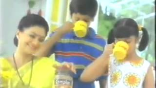 Old Indian Ads -Indian TV Complan Commercial Shahid Kapoor and Ayesha Takia