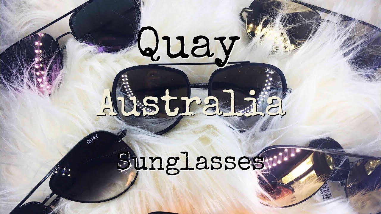b7df132849 Quay Australia Sunglasses