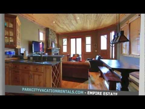 """Empire Estate"" Luxury Park City Vacation Rental - Updated"