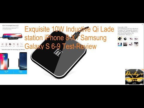 inductive-qi-lade-station-iphone-8-x-/-samsung-galaxy-s-6-910w-test-review