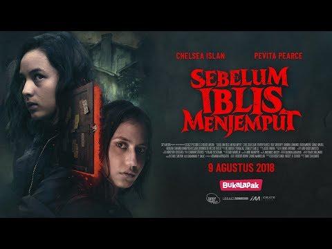 Official Trailer SEBELUM IBLIS MENJEMPUT (2018) - Chelsea Islan & Pevita Pearce