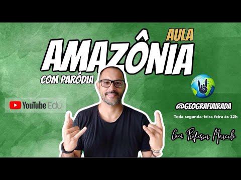 Aula Floresta Amazônica - www.geografiairada.com