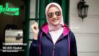 Jaket Hijab / Hijacket / Sweater / Hoodie Korea Wanita Cewek Polos Murah Terbaru HJ01
