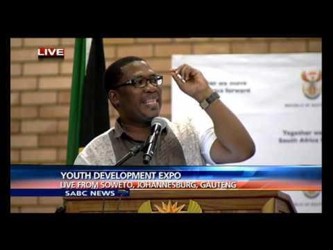 Youth Development Expo at UJ, Soweto campus