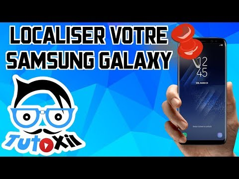 Comment localiser un Samsung Galaxy S8 perdu ou volé