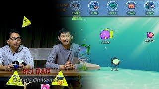 Kobok-kobok POCKET AQUARIUM Dong Sampe 'Puas'!!! | Walkthrough Gameplay | RE-LOAD: GAMES ON REVIEW