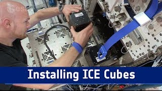Horizons science – installing ICE Cubes