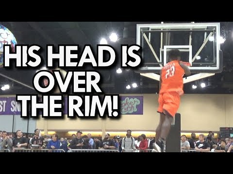 MUST SEE DUNKS!! DOUG ANDERSON GOES OFF AT SNEAKERCON CHICAGO