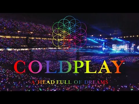 HD Coldplay 2016 - A Head Full of Dreams Tour - Levis Stadium - San Francisco/Santa Clara