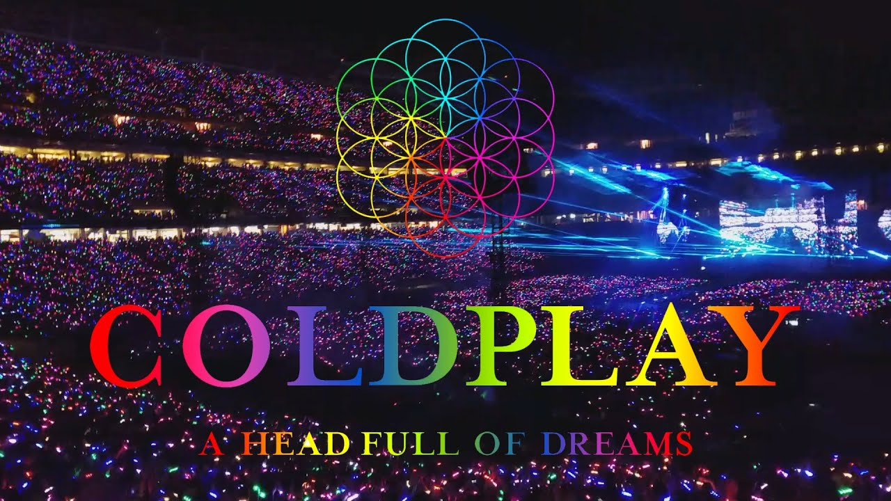 Coldplay Tour  Usa