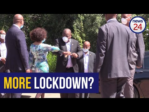 WATCH | Ramaphosa Defends 21-day Lockdown Decision, Govt Set For More Talks