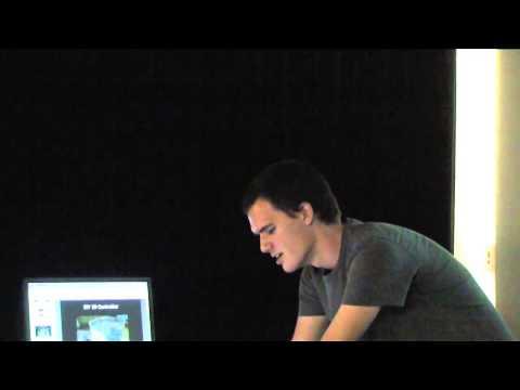 Kyle McDonald at VIA (Part 2 of 3)