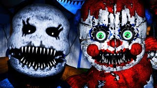 NIGHTMARE FUNTIME ANIMATRONICS ATTACK Baby s Nightmare Circus FREE ROAM Five Nights at Freddys