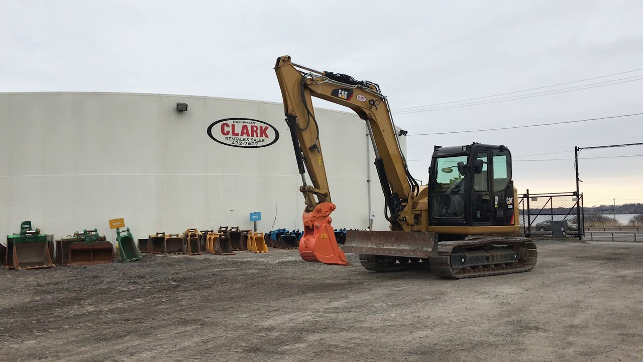 CAT Excavator for Sale | 2015 Cat 308E2 CR Excavator