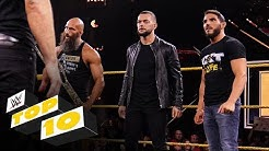 Top 10 NXT Moments: WWE Top 10, Oct. 23, 2019