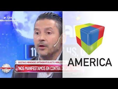 Gustavo Menéndez: Fui a votar con chaleco antibalas