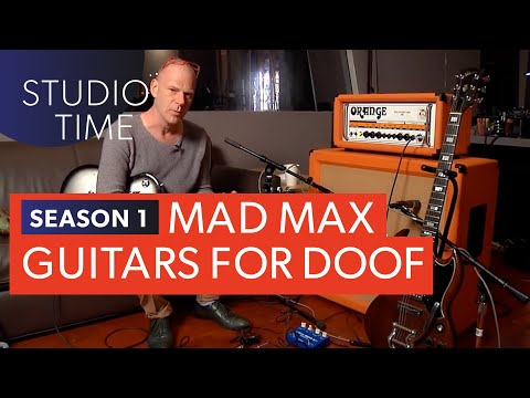 Episode 5: Mad Max Guitars For Doof and More - Studio Time with Junkie XL mp3