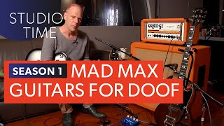 Episode 5: Mad Max Guitars For Doof and More - Studio Time with Junkie XL