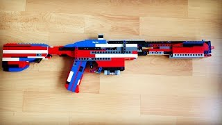 Lego Shotgun (working)